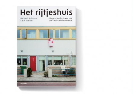Nieuw Amsterdam, Het rijtjeshuis - cover
