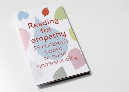 Reading for empathy brochure - cover