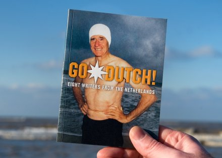 Stroomberg – cover Go Dutch! – Dutch Foundation for Literature