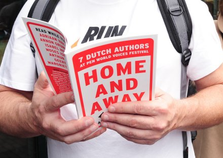 Stroomberg – Home and away, Nederlands Letterenfonds