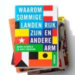 Nieuw Amsterdam, Waarom sommige landen rijk zijn en andere arm - omslag