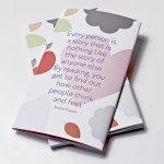 Reading for empathy brochure - achterzijde