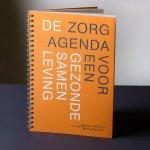De Zorgagenda voor een gezonde samenleving, voorplat